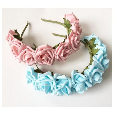 Pastel Flower Crowns
